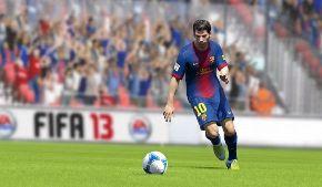ЕА выпустила новый патч к игре FIFA 13