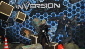 Namco Bandai снова отложили выход Inversion