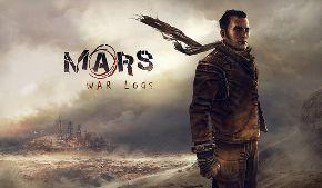 В разработке находится игра Mars: War Logs