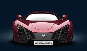 В игре Need for Speed будет представлен Российский суперкар Marussia B2