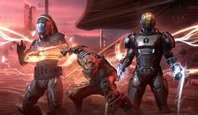 Информация о движке Mass Effect 4