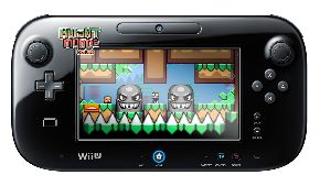 Дополненная версия платформера Mutant Mudds Deluxe выйдет на Wii U