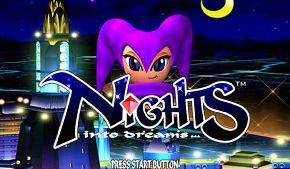 Возрождение игры NiGHTS into Dreams