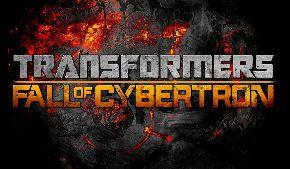 На старте демо версия Transformers: Fall of Cybertron