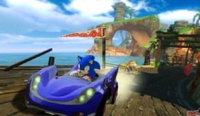 В новых гонках Sonic и компания будут гонять на супертачках