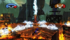 Воришка-енот появится на PS Vita в виде новой игры
