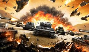 Бесплатные игры в танки набирают все больше поклонников