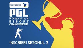 Romanian eSports Championship, второй сезон в сентябре