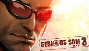 Serious Sam 3 - на новом графическом движке.