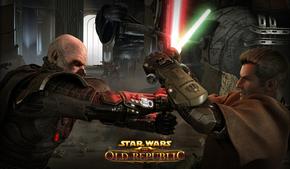 Превью  Star Wars: The Old Republic
