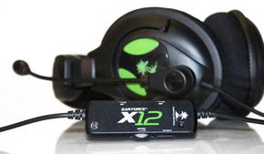 Гарнитура Turtle Beach Ear Force X12
