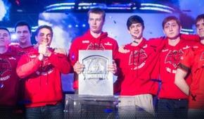 Россияне стали чемпионами мира по World of Tanks
