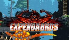 The Expendabros как бесплатное дополнение Broforce