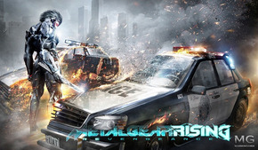 Экшен Metal Gear Rising: Revengeance выйдет на PC