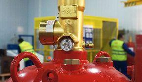 Как выбрать оборудование для газового пожаротушения