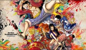Браузерная игра по сюжету легендарного аниме One Piece