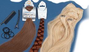 Ленточное наращивание волос: поэтапное описание процедуры