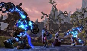 Bethesda готовит консольную версию The Elder Scrolls Online