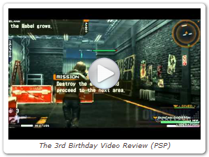 The 3rd Birthday Video Review (PSP)