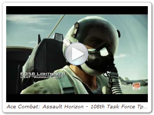 Ace Combat: Assault Horizon - 108th Task Force Трейлер