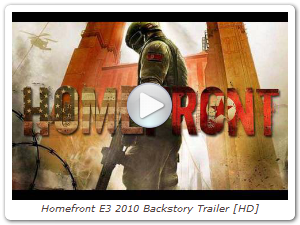 Homefront E3 2010 Backstory Trailer [HD]