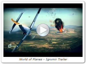 World of Planes - Igromir Trailer